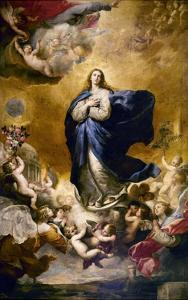 Immaculate Conception, 1635 by Jusepe de Ribera