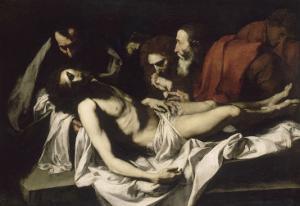 La Déposition du Christ by Jusepe de Ribera