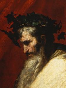 Silenus by Jusepe de Ribera