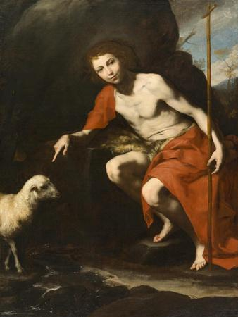 St. John the Baptist, c.1624