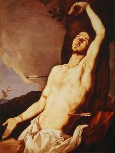 St. Sebastian by Jusepe de Ribera