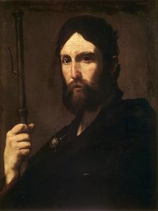 The Apostle Saint James the Great, C1630-C1635 by Jusepe de Ribera