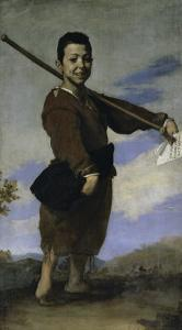 The Club Footed Boy, 17th century by Jusepe de Ribera