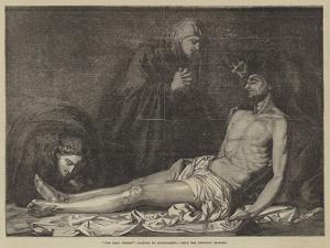 The Dead Christ by Jusepe de Ribera