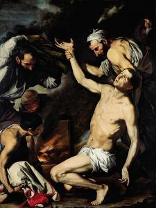 The Martyrdom of Saint Lawrence by Jusepe de Ribera