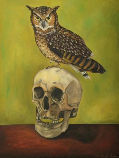 Just Bones 2-Leah Saulnier-Giclee Print