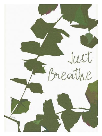 Just Breathe (Ivy)-Lisa Weedn-Giclee Print