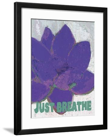 Just Breathe-Lisa Weedn-Framed Giclee Print