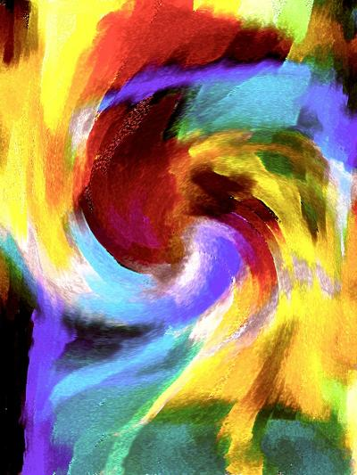 Just Color-Ruth Palmer-Art Print