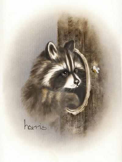 Just Lookin-Peggy Harris-Giclee Print