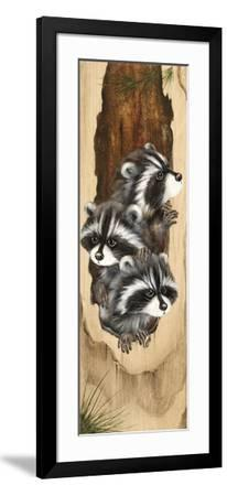 Just Looking-Peggy Harris-Framed Giclee Print