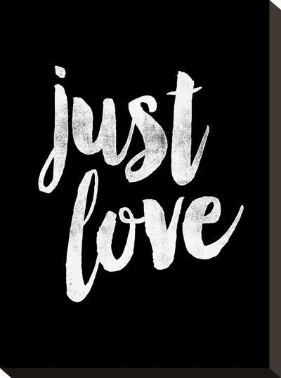 Just Love-Brett Wilson-Stretched Canvas Print