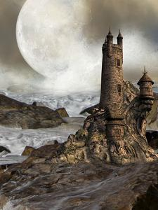Fantastic Castle by justdd
