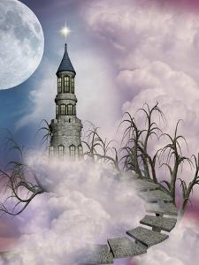 Fantasy Castle by justdd