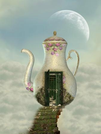 Teapot House