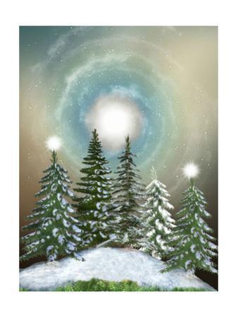 Winter by justdd