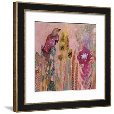 Juste Avant-Sylvie Demers-Framed Giclee Print
