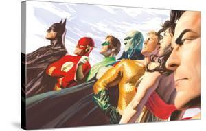JUSTICE LEAGUE - PORTRAIT