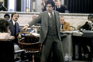 Justice pour tous AND JUSTICE FOR ALL by Norman Jewison with Al Pacino, 1979 (photo)