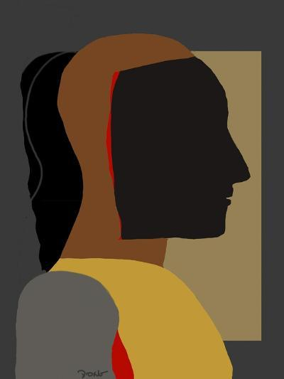 Justice-Diana Ong-Giclee Print