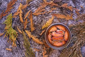 Canned Salmon by Justin Bailie