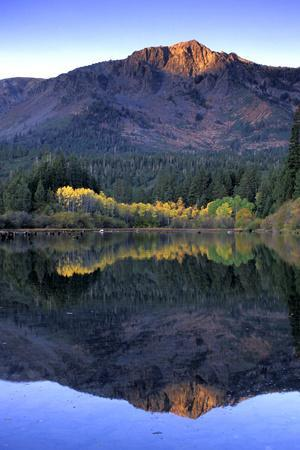 Fallen Leaf Lake Lake Tahoe, California