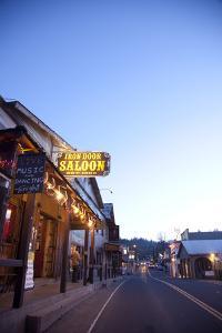 Iron Door Saloon In Groveland, CA by Justin Bailie