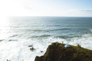 Oregon Coast Trail, Oswald West State Park, OR by Justin Bailie