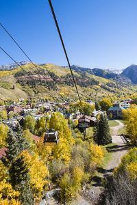 Telluride, Colorado by Justin Bailie