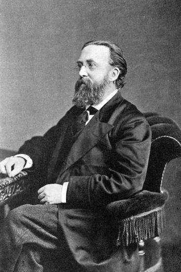 Justin Mccarthy, Irish Historian, Author and Nationalist Politician--Giclee Print