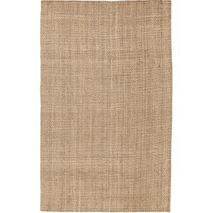 Jute Woven Area Rug - Gold 5' x 8'