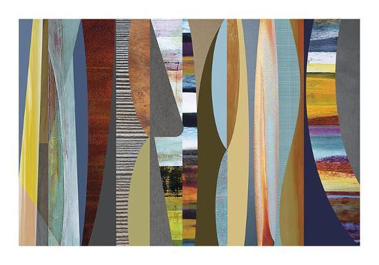 Juxtaposition 2-Osbourn-Giclee Print