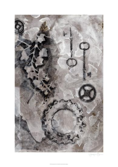 Juxtaposition II-Jennifer Goldberger-Limited Edition