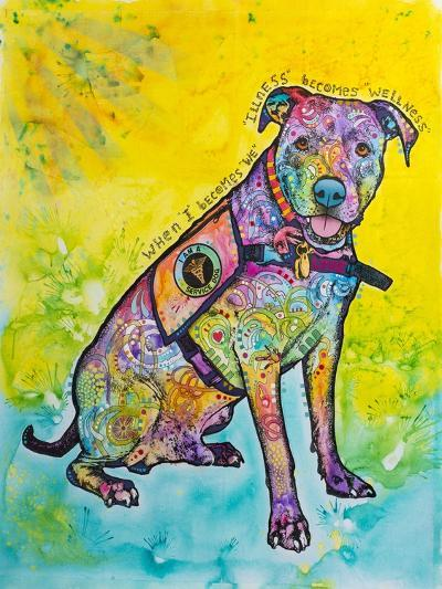 K-9 Patrol Large-005-Dean Russo-Giclee Print