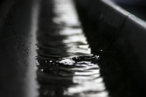 Rainwater by K.B. White