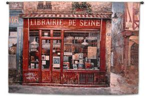 Librairie De Seine by K^ C^ Lai