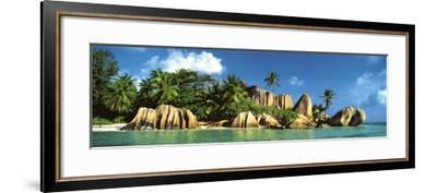 La Digue Island, Seychelles, Indian Ocean