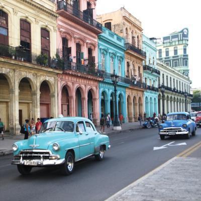 Havana Rainbow Houses