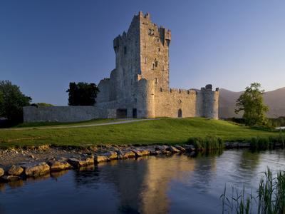 Ireland, Kerry, Killarney, Ross Castle, Killarney National Park