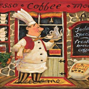 Coffee Chef by K^ Tobin