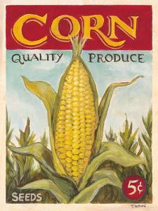 Fresh Corn by K. Tobin