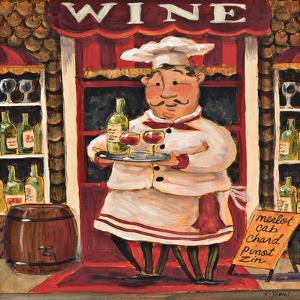 Wine Chef by K. Tobin