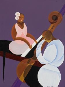 Lavender Jazz, 2007 by Kaaria Mucherera