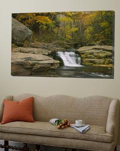 Kaaterskill Falls, Catskill Mountains, New York State, USA