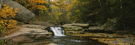 Kaaterskill Falls, Catskill Mountains, New York State, USA--Photographic Print