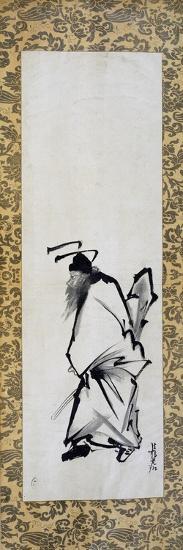 Kabuki Theatre Actor--Giclee Print