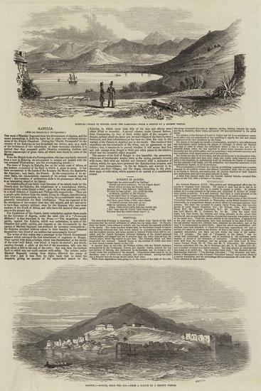 Kabylia--Giclee Print