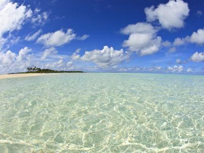 Kadhdhoo Island, Laamu Atoll, Southern Maldives, Indian Ocean-Stuart Westmorland-Photographic Print