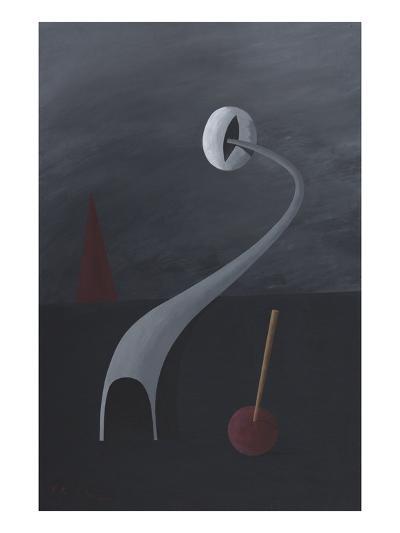 Kafka-Vaan Manoukian-Art Print
