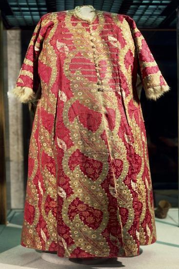 Kaftan Belonged to Bayezid Ii, Ottoman Sultan from 1481 to 1512--Giclee Print
